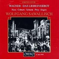 Wagner: Das Liebesverbot (1983)