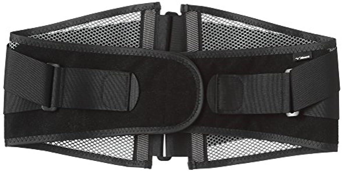 老人巧みなウェイトレス[ミズノ] 腰部骨盤ベルト ワイドタイプ 薄型メッシュ 通気性 幅広 安定 固定力 介護 運転 男女兼用 C3JKB502