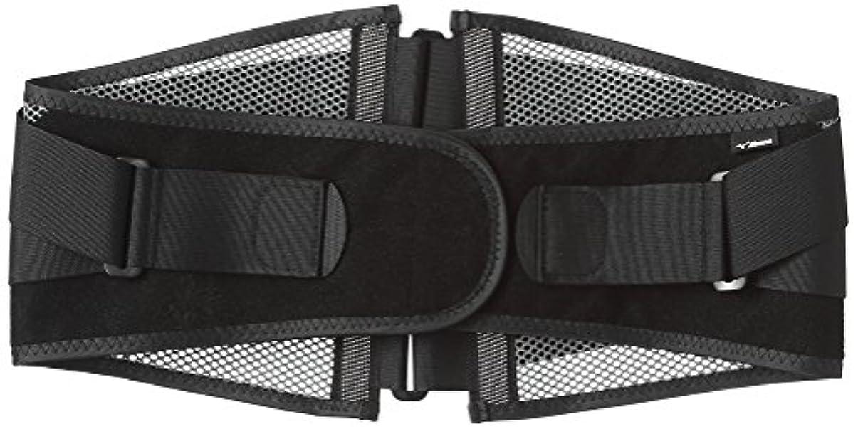 フォロー急いで香り[ミズノ] 腰部骨盤ベルト ワイドタイプ 薄型メッシュ 通気性 幅広 安定 固定力 介護 運転 男女兼用 C3JKB502