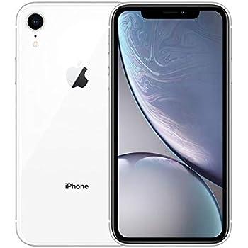 Apple iPhone XR 128GB White ホワイト MT0J2J/A A2106 国内版SIMフリー