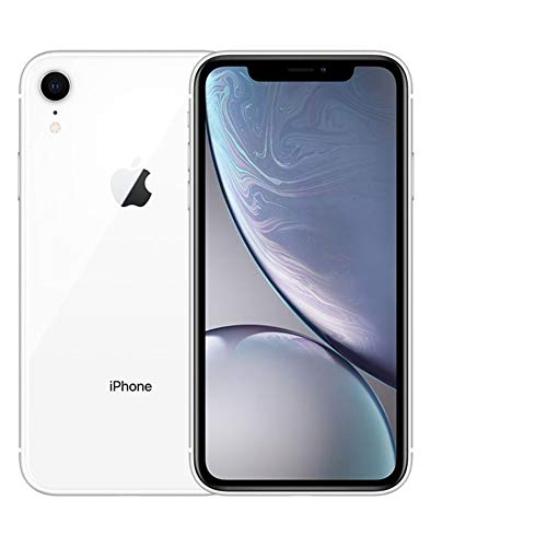 Apple iPhone XR 64GB White ホワイト MT032J/A A2106 国内版SIMフリー