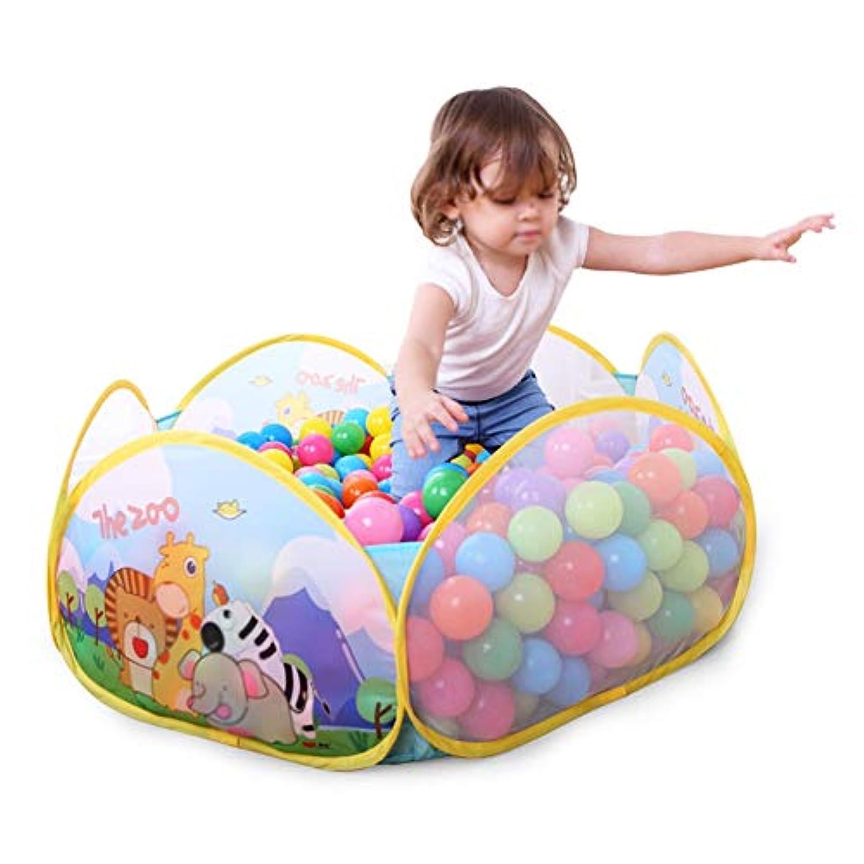 赤ちゃんの遊び場の子供の安全性の再生センターの庭ホーム屋内屋外軽量メッシュPlaypen