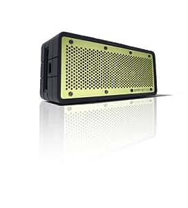 【国内正規品】BRAVEN 625s SUMIT GREEN(緑) スマートフォン充電機能・ハンズフリー付属ポータブルワイヤレススピーカー BZ625GEB