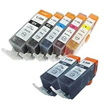 canon互換インク 5色セット BCI-321+320/5MP