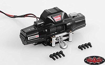 RC4WD 1/8 Warn Zeon 10 Winch Z-E0069 Scale Winch