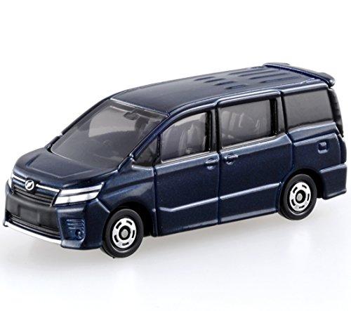トミカ No.115 トヨタ ヴォクシー(箱)