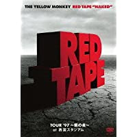 """RED TAPE """"NAKED""""-TOUR '97 ~紫の炎~ at 西宮スタジアム-"""