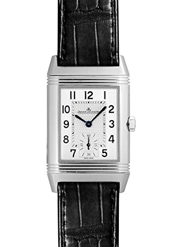 [ジャガー・ルクルト] 腕時計 レベルソクラシック ミディアム デュオ スモールセコンド Q2458420 メンズ 新品 [並行輸入品]