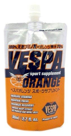 ヴェスパスポーツ べスパオレンジスポーツサプリメント 80ml