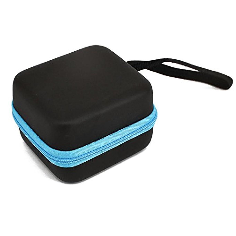 ヒューズスペシャリスト二Farlong 7グリッド 5ML 精油貯蔵袋 エスニックスタイル オイル収納ボックス 人気の 精油 ケース 5色