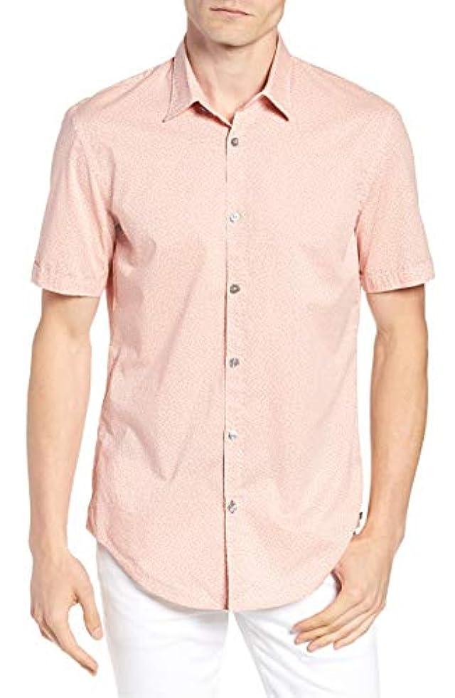 パイプライン第二のぞき見[ボス] メンズ シャツ BOSS Ronn Slim Fit Sport Shirt [並行輸入品]