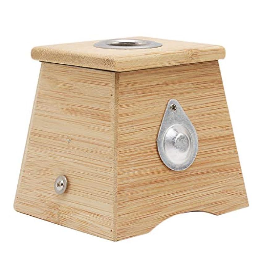 開いたプレゼン患者dailymall 足マッサージボックス シングルホール 木製 高齢者 子供 熱伝導良好 耐久性