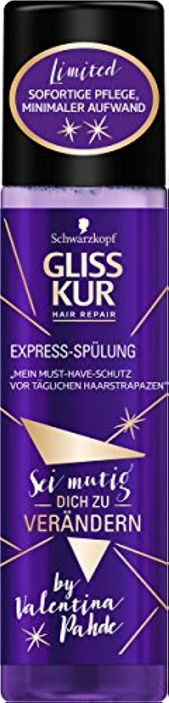 照らす行う統計的Gliss Kur - 限定版エクスプレスリペアコンディショナー、200ml(6個パック)