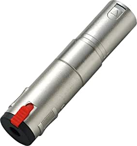 KC 変換コネクター XLR(M)/Phone(F) CA305