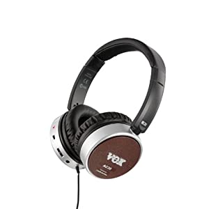 VOX ヴォックス ヘッドホン アンプ・シミュレーター内蔵 amPhones AC30タイプ