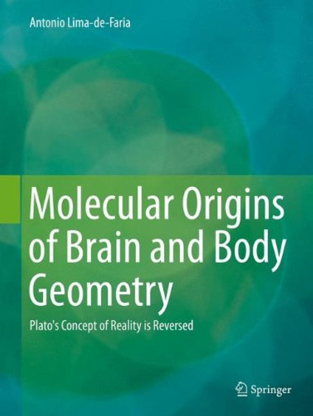 青写真酸っぱいカウントアップMolecular Origins of Brain and Body Geometry: Plato's Concept of Reality is Reversed