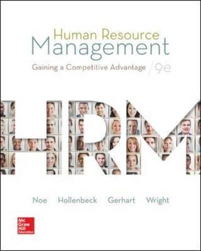 Download Human Resource Management 0078112761