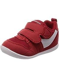 [ムーンスター] ベビーシューズ 4大機能 通園 運動会 靴 足育 ゆったり MSB77S MS B77S