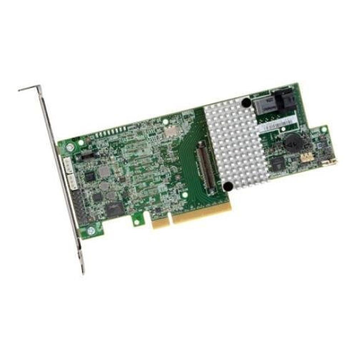 迷惑保険きしむLSIロジックlsi00417 MegaRAID 8ポートSAS 9361 – 8i SGL pcie3.0 x8カード、Raidサポート( LSI logiclsi00417 )