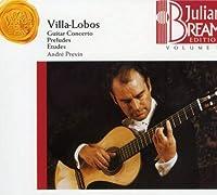 Vila Lobos: Guitar Concerto 5 Preludes