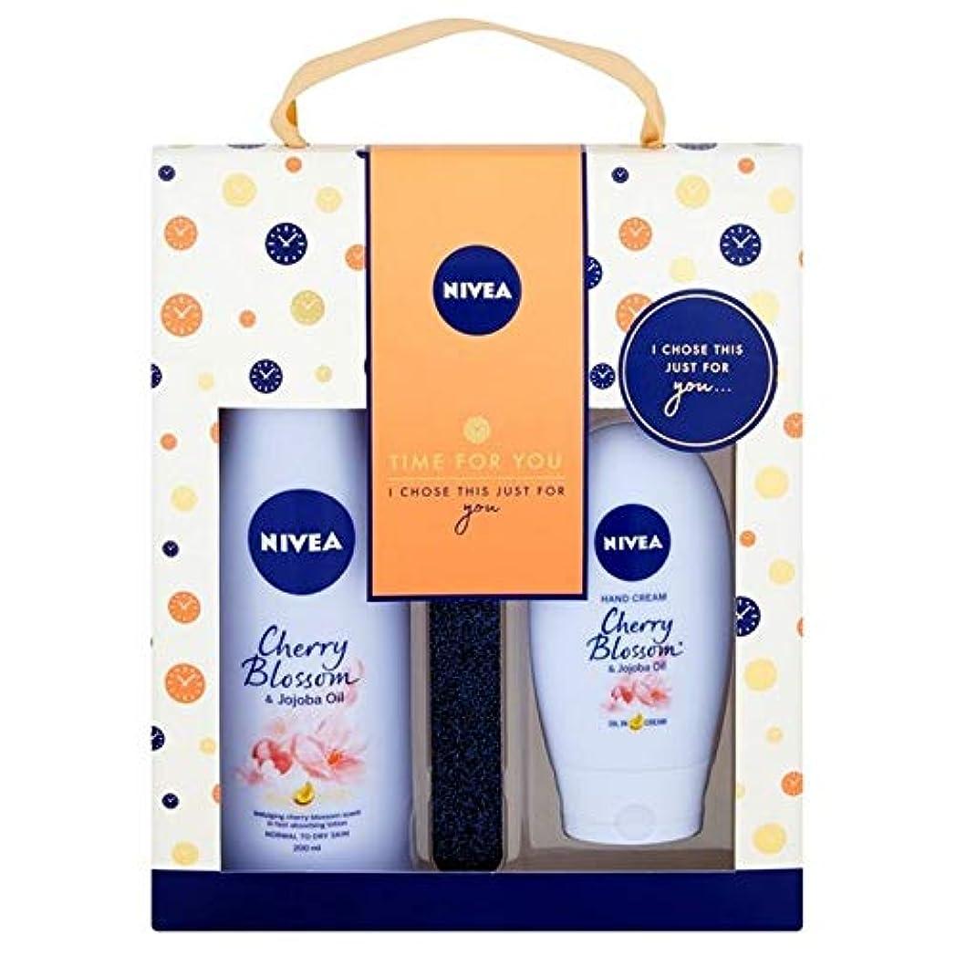 [Nivea ] あなたのギフトパック用ニベア時間 - Nivea Time For You Gift Pack [並行輸入品]