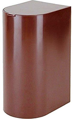 マーナ SLIM トイレポット ブラウン W202BR