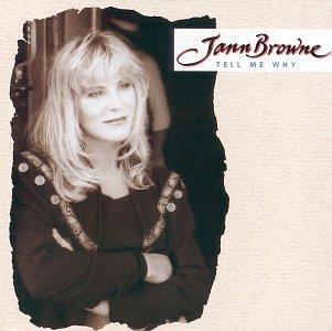 Tell Me Why Jann Browne Curb Records