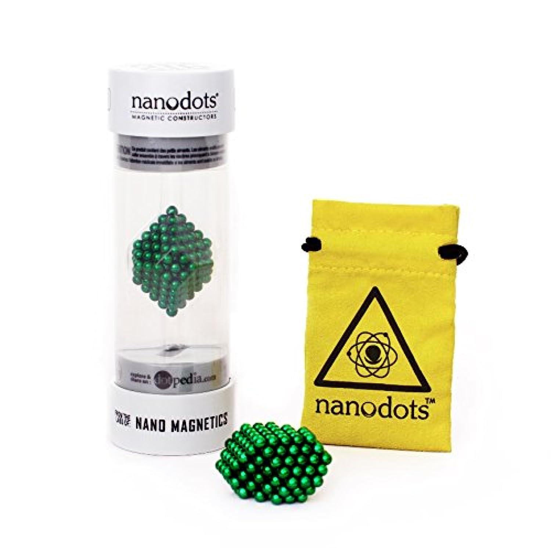 ナノドッツ【国内正規品】 Nanodots 216 Green (216個、カラー:グリーン) SET216-GN5S