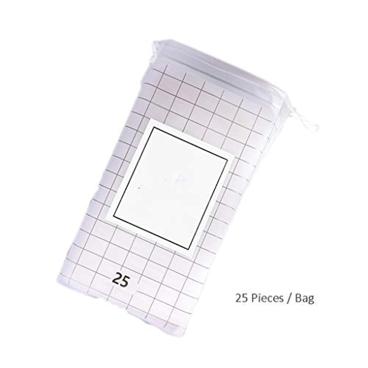 貫通する不器用間欠クレンジングシート メイクアップフェイシャルカットコットンクレンジングタオルコットンタオルドライ&ウェットクレンジングタオル使い捨てクレンジングタオル (Color : A, サイズ : 20*24cm)