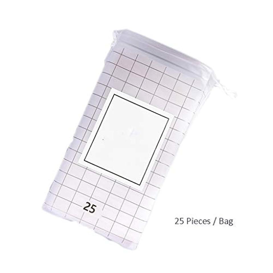鏡フォームモニカクレンジングシート メイクアップフェイシャルカットコットンクレンジングタオルコットンタオルドライ&ウェットクレンジングタオル使い捨てクレンジングタオル (Color : A, サイズ : 20*24cm)