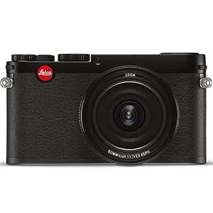Leica デジタルカメラ ライカX Typ 113 1620万画素 23mm f/1.7 ASPH ブラック 18440