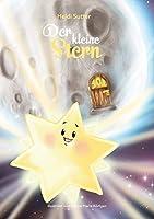 Der kleine Stern: Der Himmel, wunderschoen und fantasievoll. Inmitten all den strahlenden Sternen ein kleiner grauer Stern der nicht leuchtet.