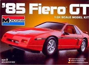 Revell Monogram フィエロ GT 1985