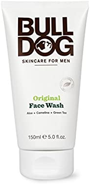 Bulldog Original Face Wash, 150ml (LWT1002A)