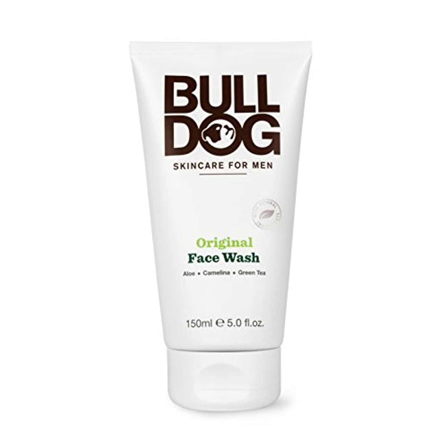 テントスロベニアソフトウェアブルドッグ Bulldog オリジナル フェイスウォッシュ(洗顔料) 150mL