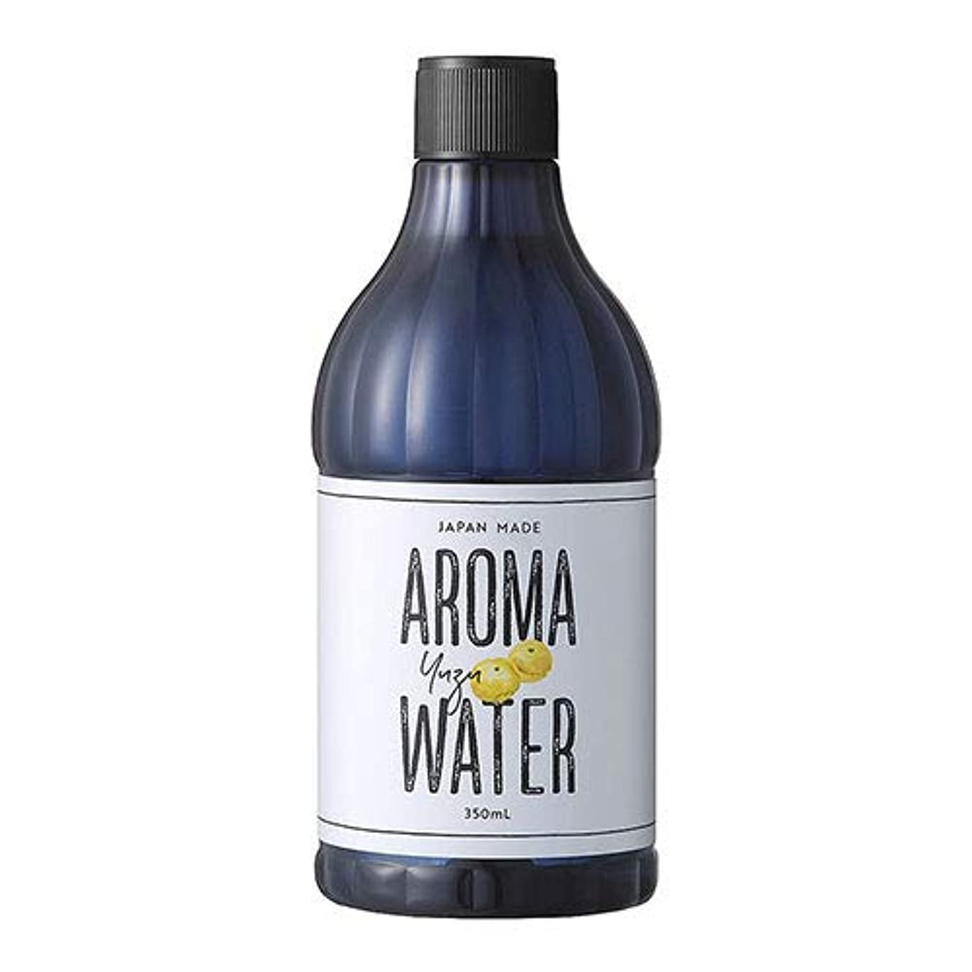 水を飲むネックレス同盟アロマウォーターユズ