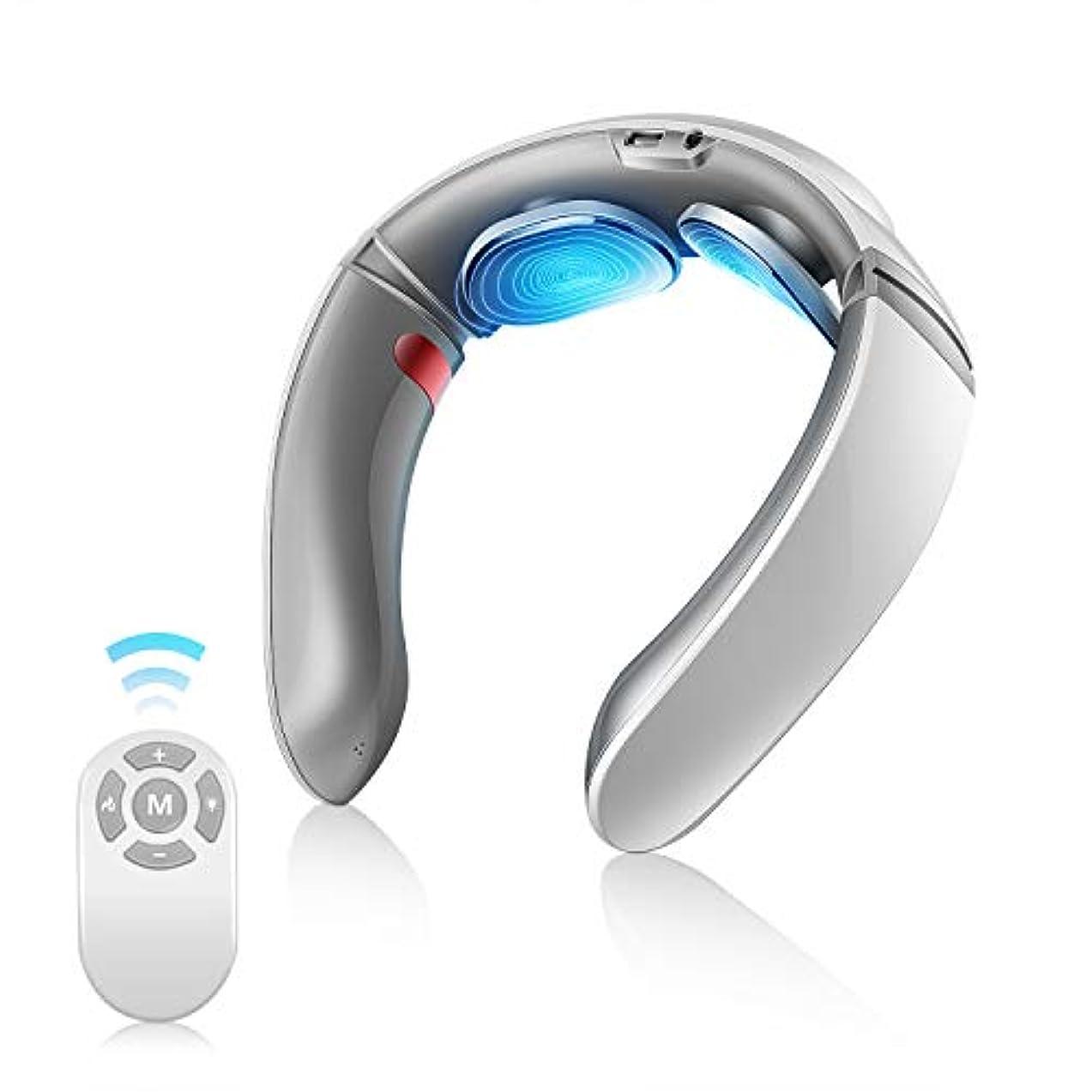 満たすすぐに一人で首マッサージャー フットマッサージャー マッサージ器 マッサージクッション ヒーター付き ストレス解消 多機能 家庭用&職場用&車用USB充電式 プレゼント