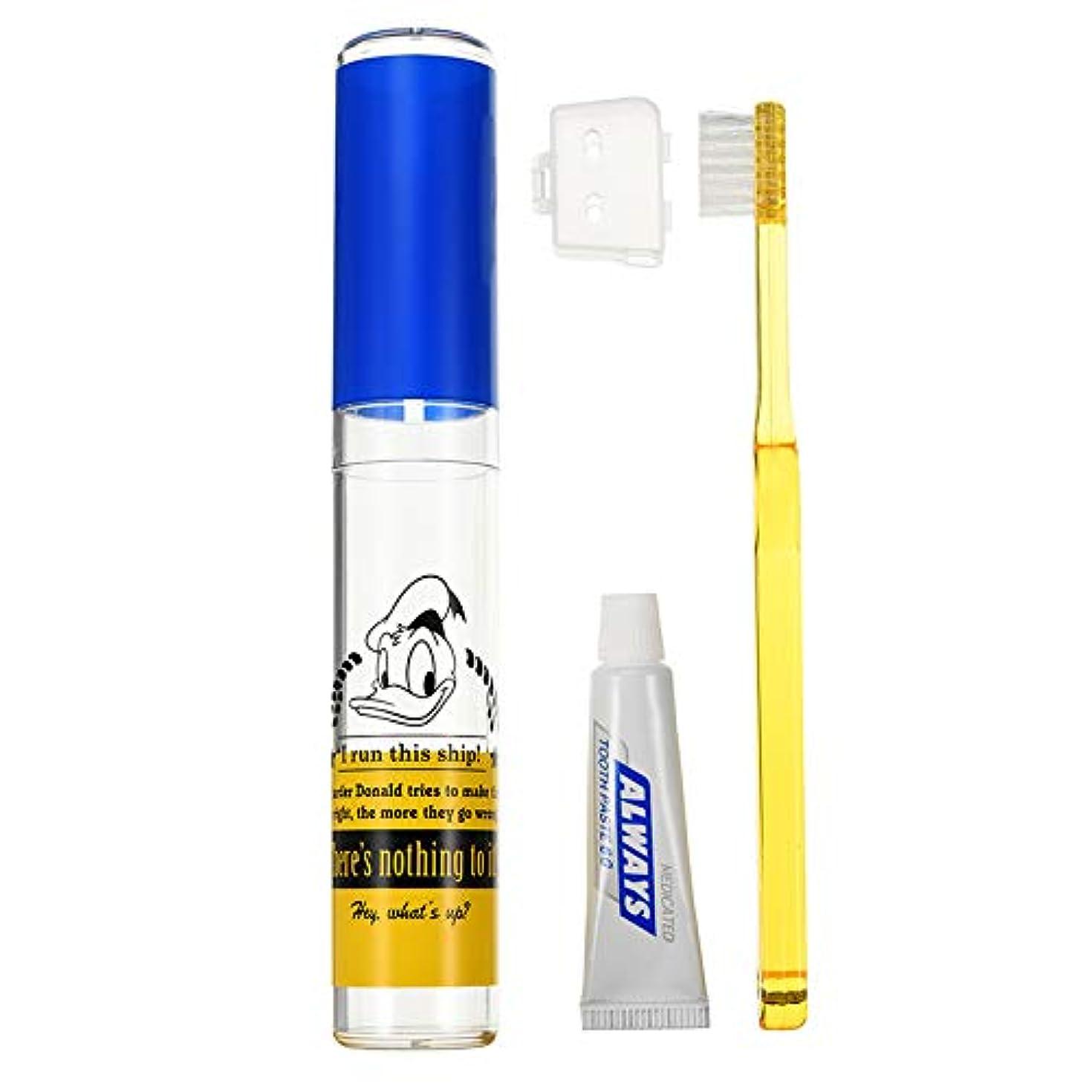スマート印をつけるリストディズニーストア(公式)歯ブラシ セット ドナルド グラン?ブルー