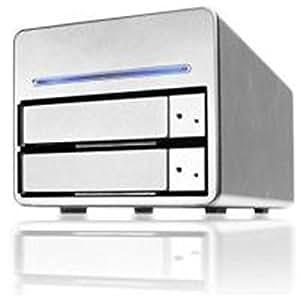 RAIDON SohoRAID SR3620 SATA to eSATA&USB2.0 外置型ミラーRAID0 1ユニット [SR3620-2S-SB2]