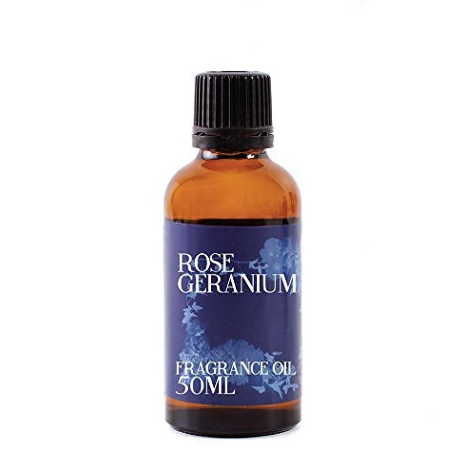ロケーション眉をひそめる暗記するMystic Moments | Rose Geranium Fragrance Oil - 50ml