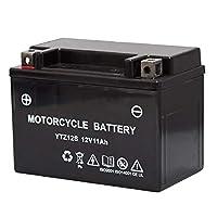 バイク用 バッテリー 液入り 充電済み YTZ12S ( FTZ12S / CTZ12S / STZ12S / DTZ12S / YTZ12S 互換 )
