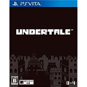 UNDERTALE - PSVita (【永久封入特典】ストーリーブックレット &【Amazon.co.jp限定特典】テミー・チャン描き下ろし ポストカード3枚セット 同梱)