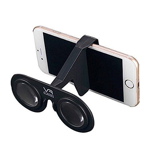 YideaHome 3Dメガネ 3D眼鏡 スマホ用の折り畳み...