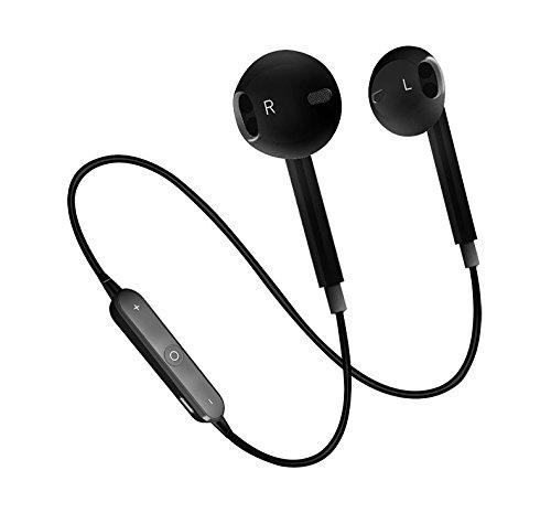 Bluetooth イヤホン : ワイヤレスイヤホン Bluetooth 4...