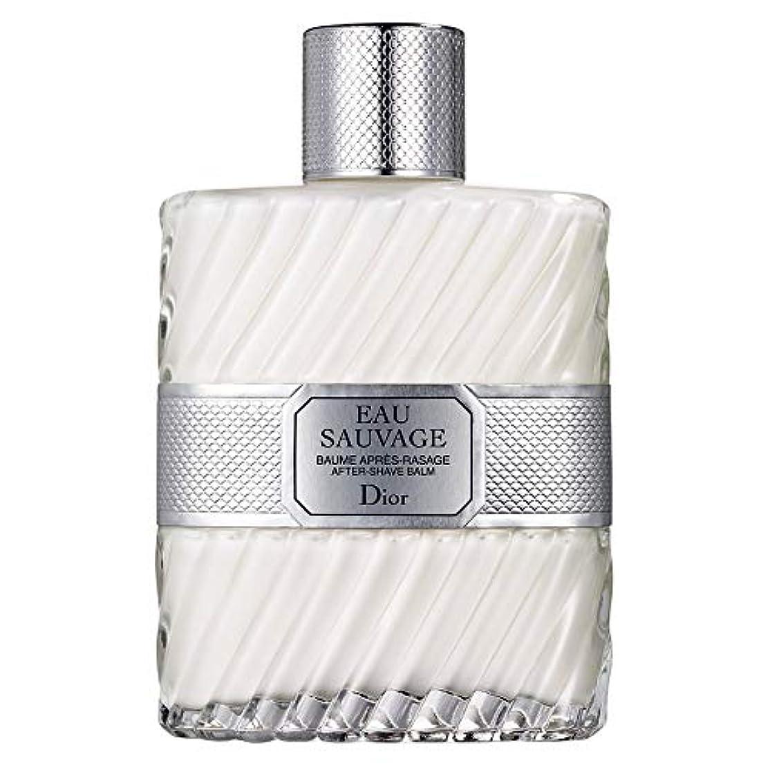 書く特に常識[Dior] バーム100ミリリットルとしてディオールオーソバージュ - Dior Eau Sauvage AS Balm 100ml [並行輸入品]