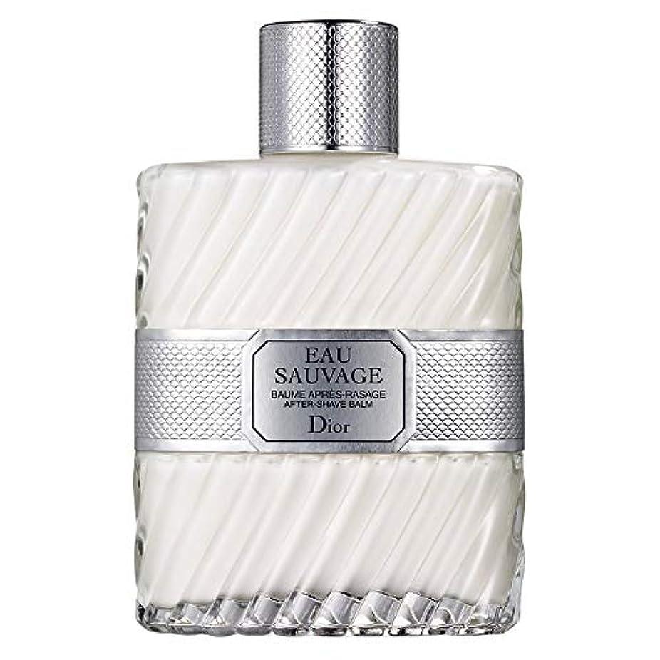 抱擁落花生廊下[Dior] バーム100ミリリットルとしてディオールオーソバージュ - Dior Eau Sauvage AS Balm 100ml [並行輸入品]
