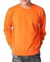 (ティーシャツドットエスティー) Tshirt.st 無地でシンプルな レギュラー トレーナー (裏パイル) ( S , M , L , XL , 2XL , 3XL , 4XL , 5XL )
