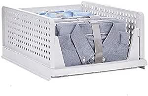 Takarafune 衣類 収納ボックス キッチン収納ケース 整理ケース 折り畳み 省スペース 超安定 通気性良く 大容量 小物 衣類 収納 道具箱 押入れ収納 収納ケース 整理ボックス