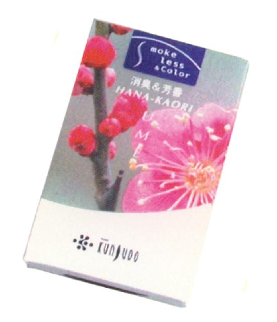 刺繍研磨自転車花かおり ミニ 梅