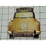 限定レア ピンバッジ カティサーク酒ウイスキー車タクシーピンズフランス